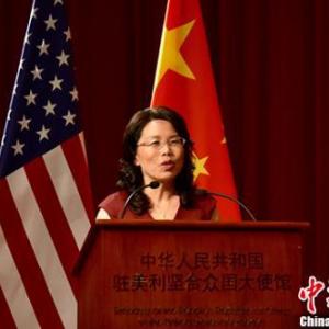 中国驻美使馆举办端午节联谊招待会
