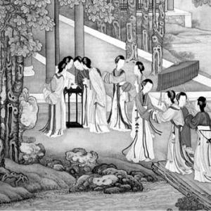 """七夕节古代女子忙比""""巧"""""""