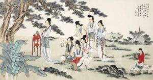 """七夕:中华传统文化的""""高光时刻"""""""