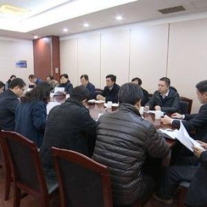 市委办、市委研究室召开主题教育专题民主生活会