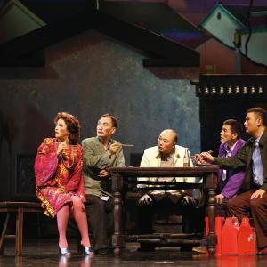 《陈奂生的吃饭问题》:一部戏激活一个团