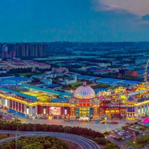 江南环球港:2019年度记忆 2020新春锣鼓