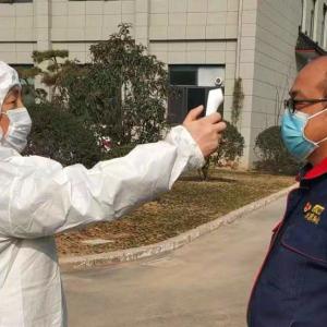 【抗击疫情 新苏行动】 咸阳泽瑞防控疫情与安全生产两手抓两不误