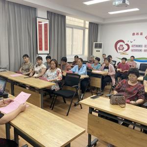 天宁经开区和平村计生协举办预防艾滋病知识宣教活动
