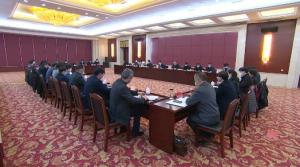 市委十二届十一次全会分组讨论 争当全国全省现代化建设开路先锋