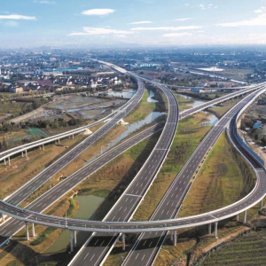 今天,常宜高速公路通车!