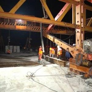 江苏南沿江城际铁路建设有序推进
